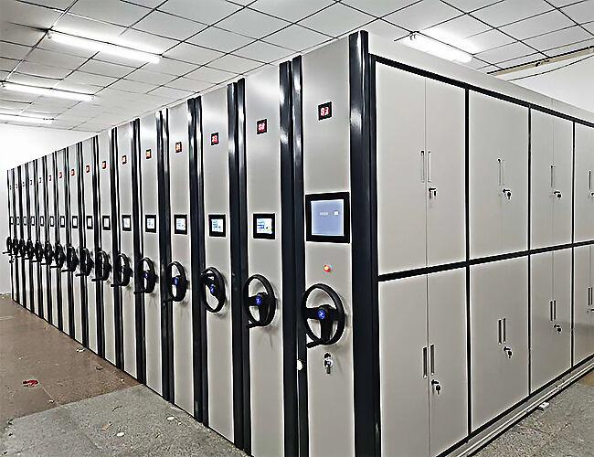 高淳电动密集柜在文件管理过程中解决了哪些问题
