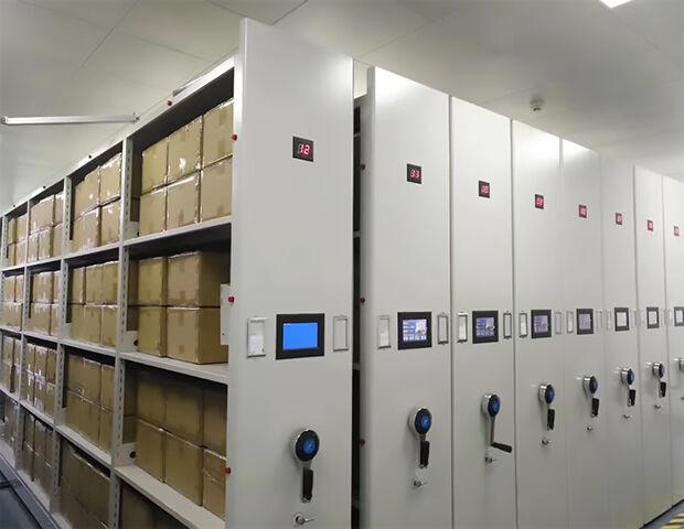 黑龙江电动密集柜在加工过程中有哪些独特的过程?