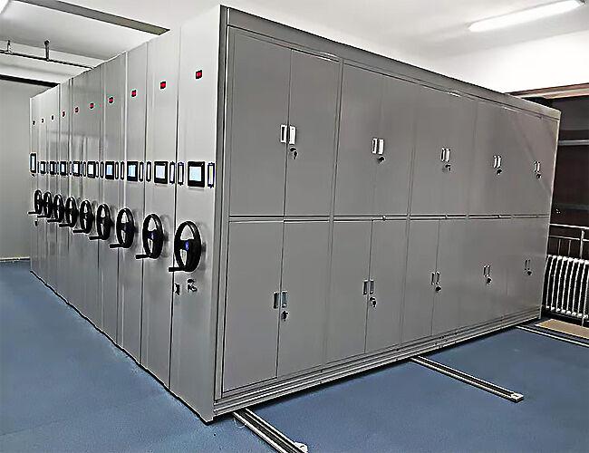 高淳密集柜在柜体外观设计中有哪些特点?